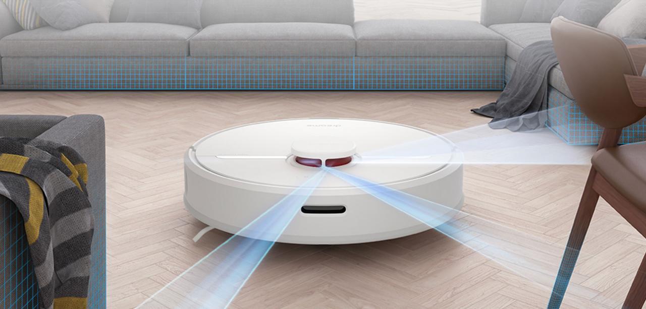Обзор робота-пылесоса Dreame Bot D9 Max