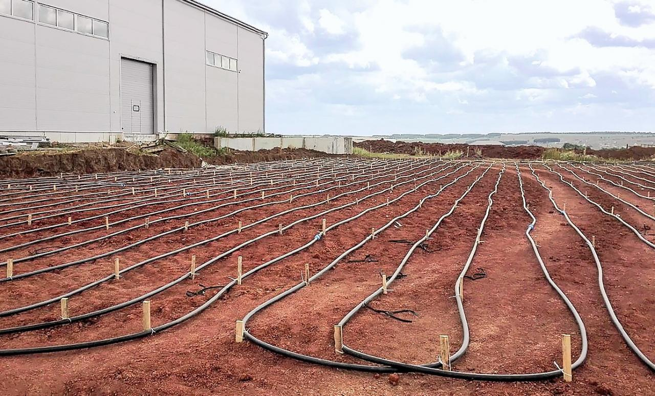 Геотермальные тепловые насосы. Принцип работы и правила монтажа