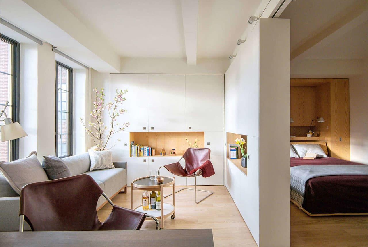 Дизайн квартиры 2017: примеры готовых решений