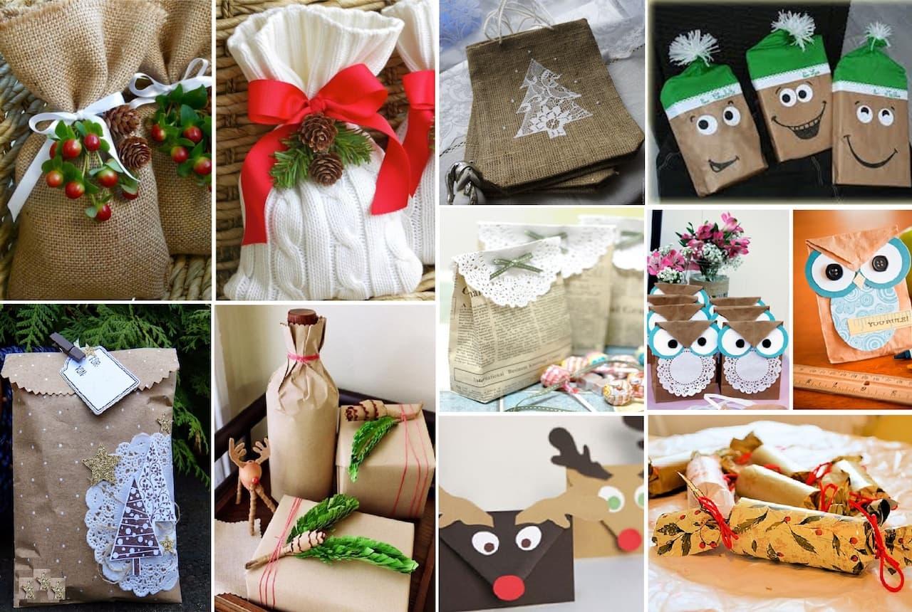 8 способов красиво упаковать новогодние подарки