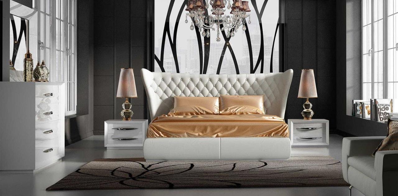 Дизайн спальни 2018: фото современных идей