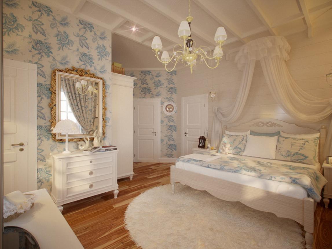 25 комодов в стиле прованс для вашей спальни