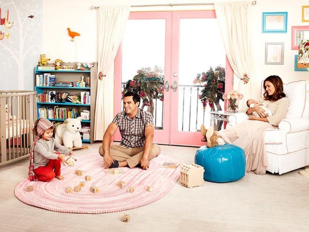 Звёздные детки: 16 интерьеров комнат детей знаменитых родителей