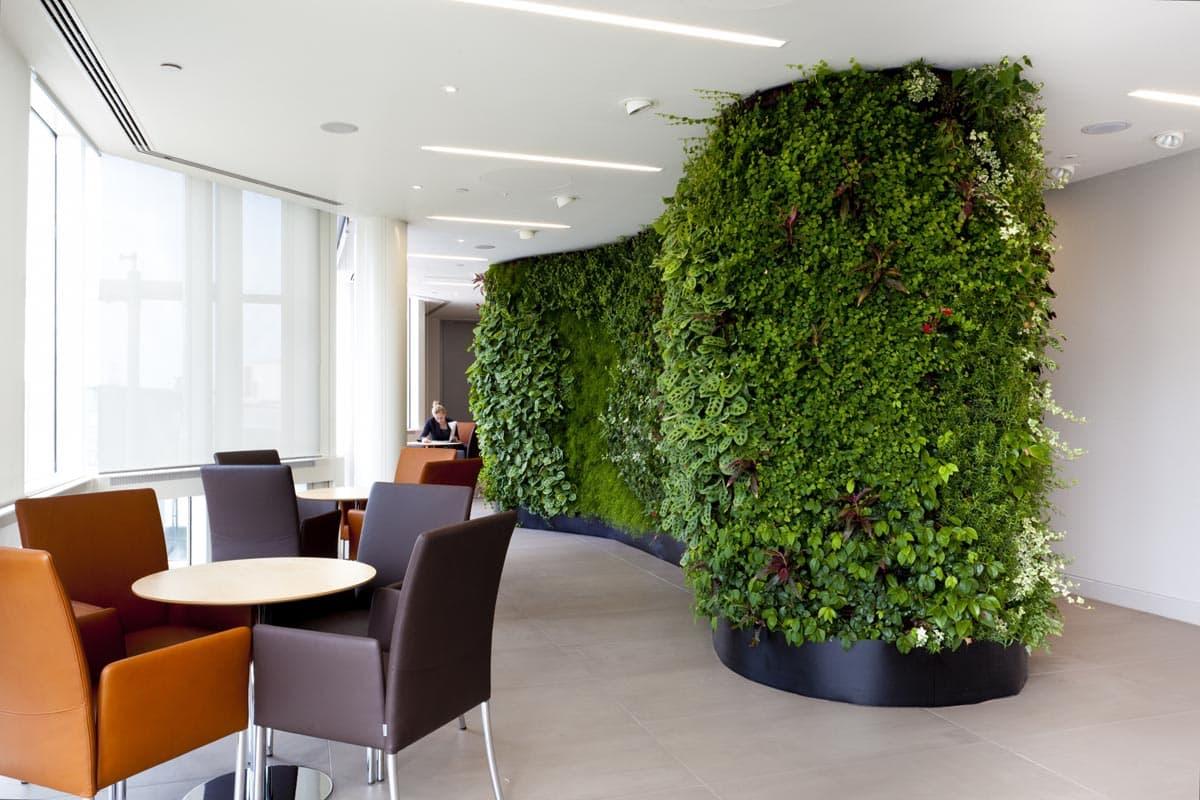 Сады Семирамиды: новый эко-тренд в интерьере