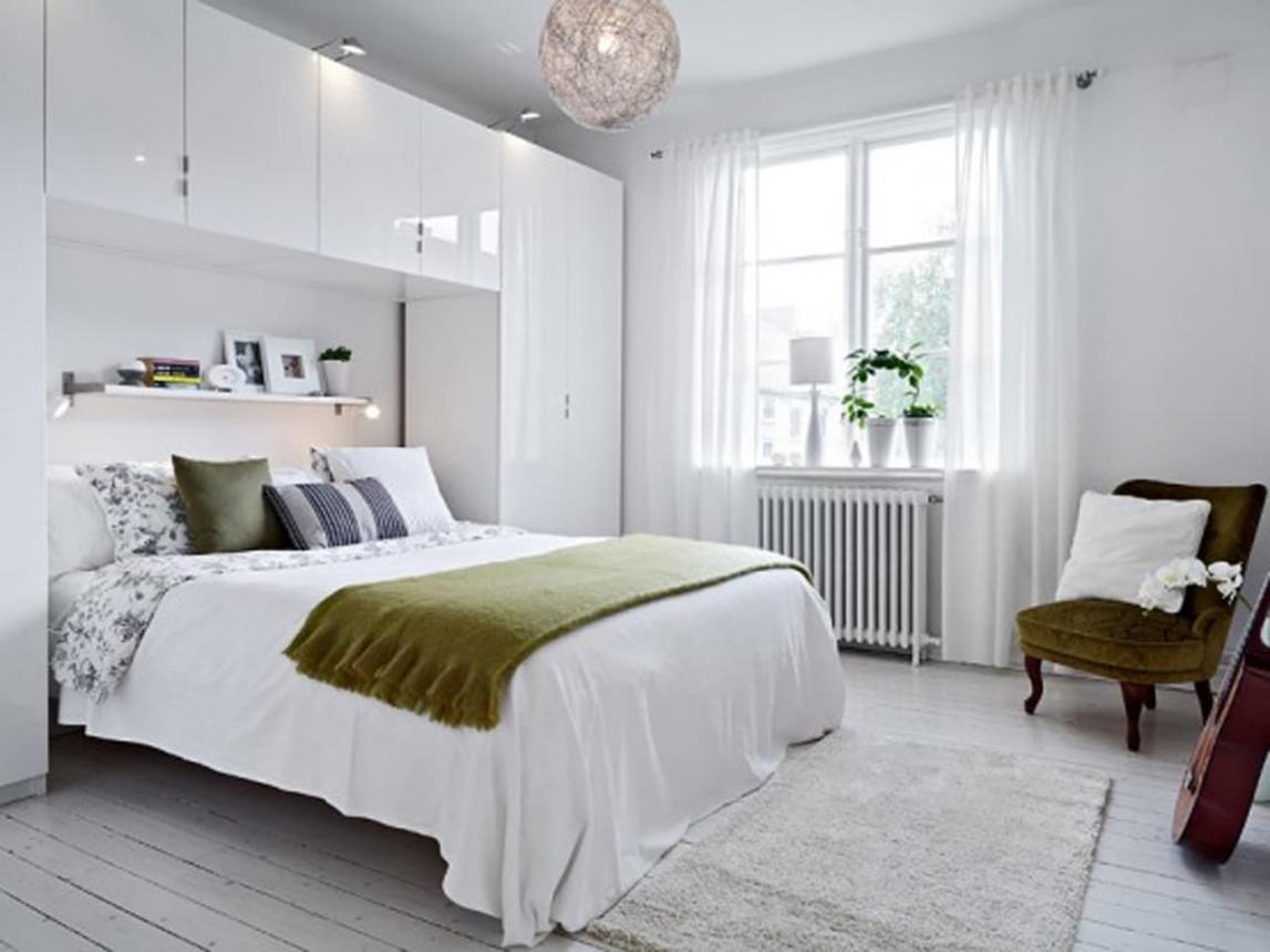 20 идей для маленькой спальни