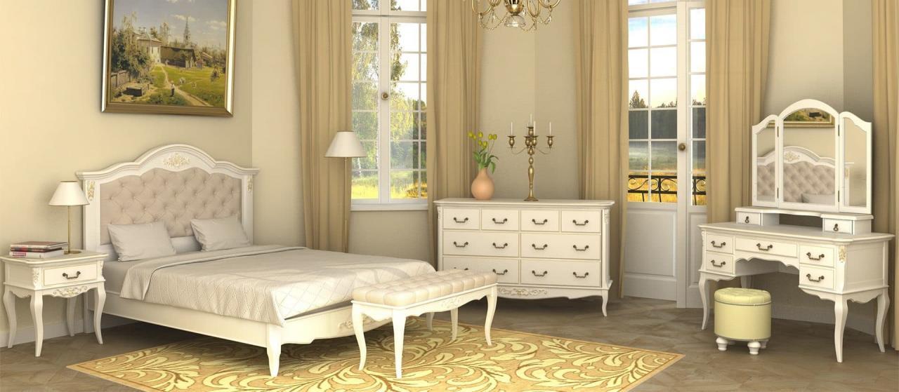 15 спален в стиле прованс