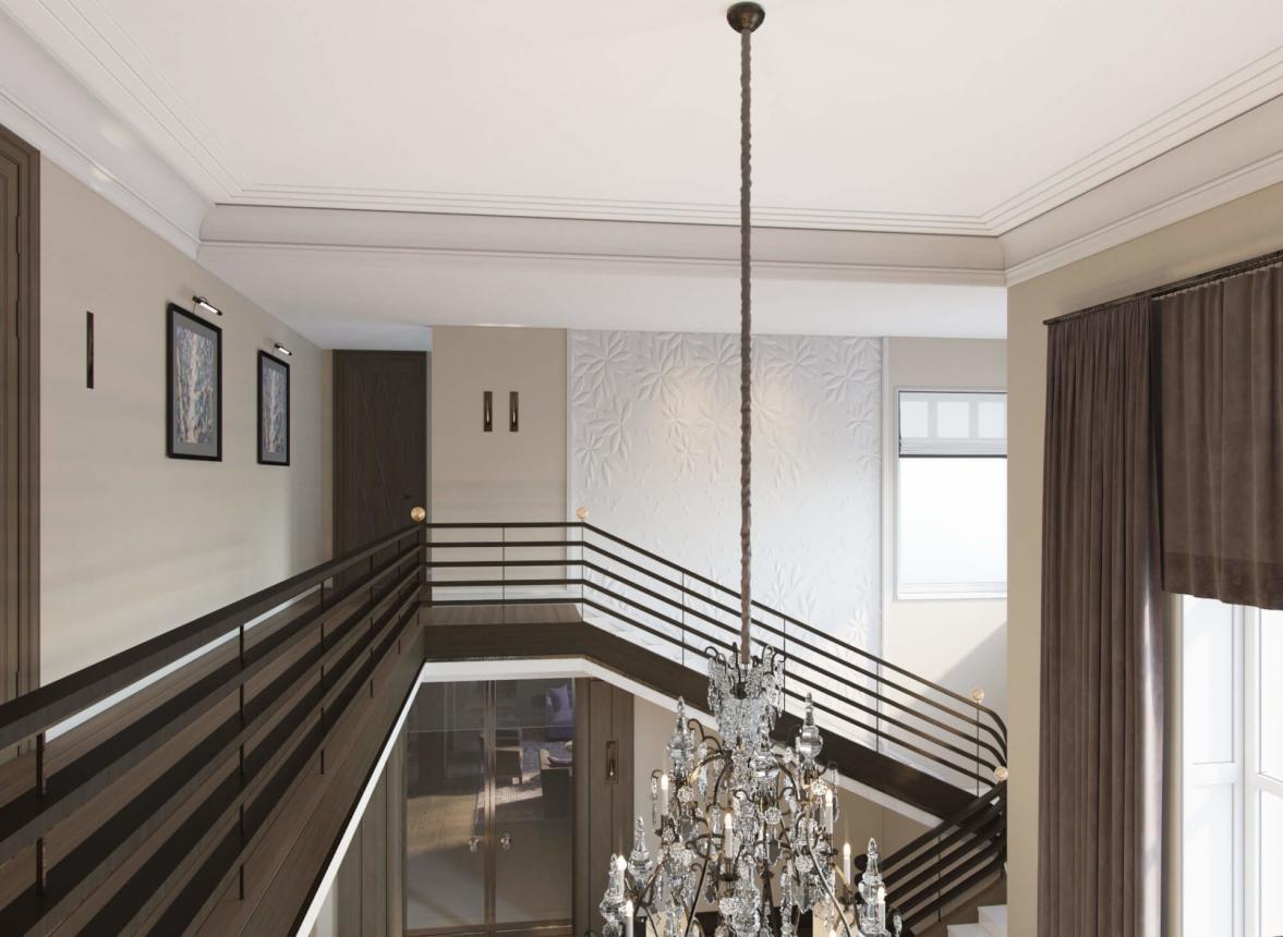 Дизайн коттеджей от студии L.DesignStudio в Москве