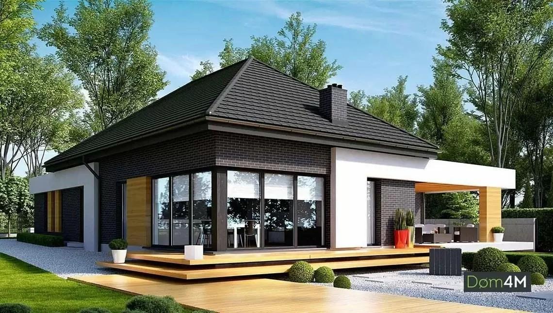 Проект дома. Выбор площади и количества этажей