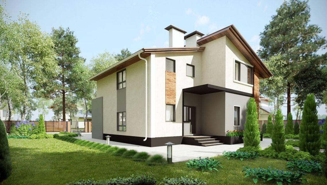 Типовые проекты домов с возможностью индивидуальных изменений