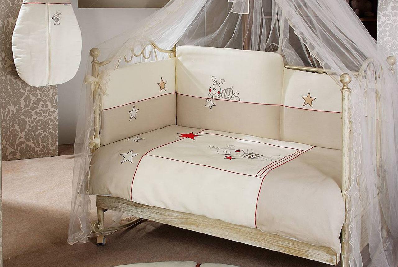 Детские кроватки с бортами (детям от трех лет)