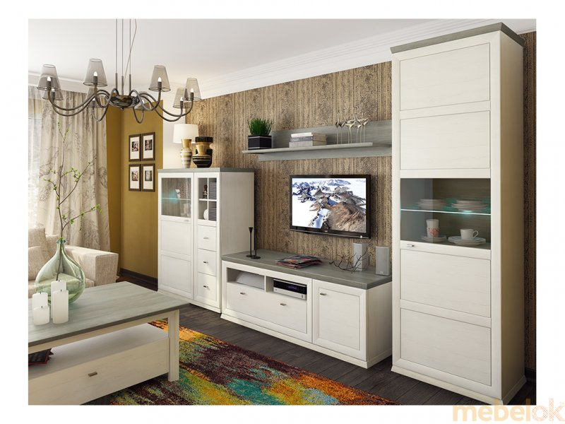 Модульная мебельная стенка – лучшее решение для гостиной