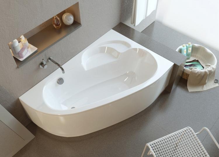 Чугунные и акриловые ванны Byon и Castalia в интернет-магазине сантехники