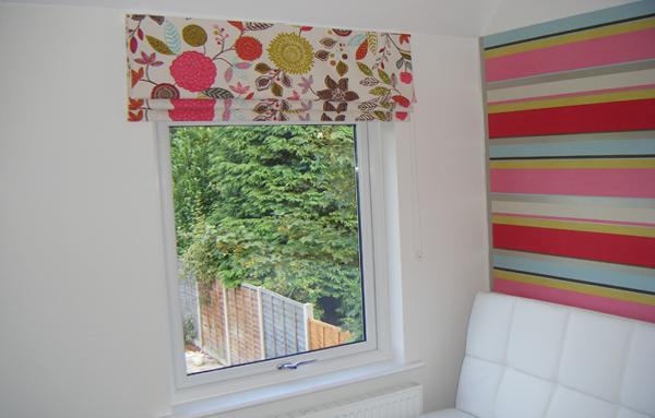 Тканевые рулонные шторы – фото 2