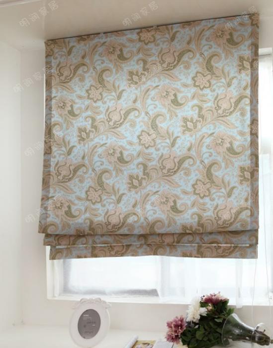 Тканевые рулонные шторы – фото 3