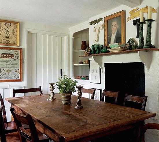 Деревянные столы – фото 4