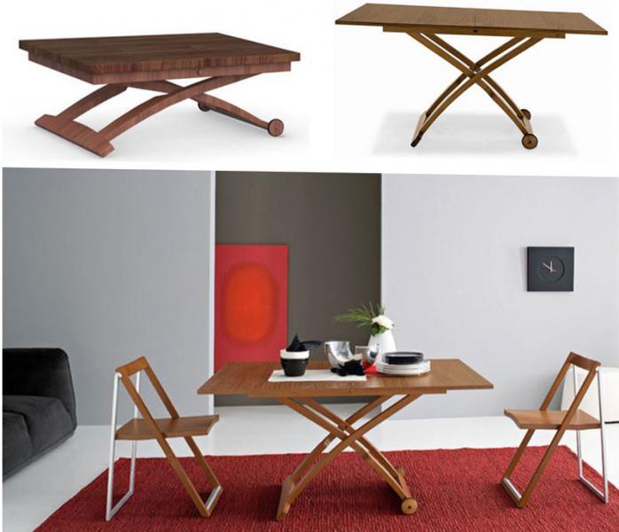 Стол-трансформер для гостиной – фото 1