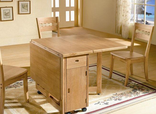 Стол-трансформер для гостиной – фото 4