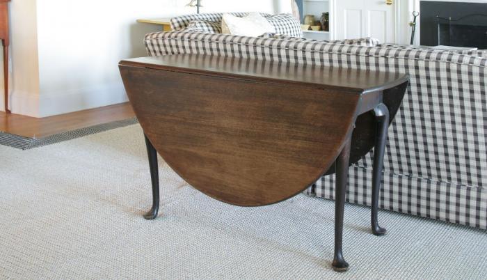 Стол-трансформер для гостиной – фото 5