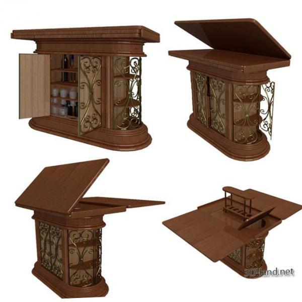 Стол-трансформер для гостиной – фото 8