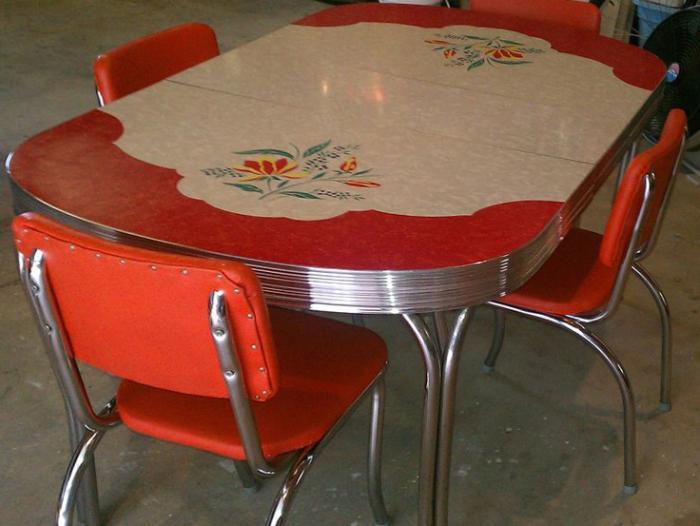 Пластиковые столы – фото 4
