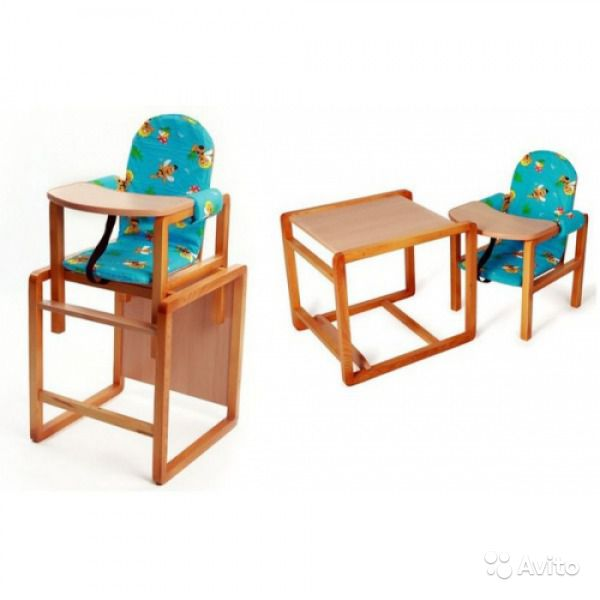 Стол-трансформер для детской – фото 2