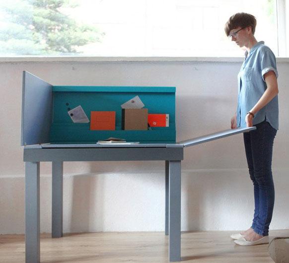 Стол-трансформер для детской – фото 5
