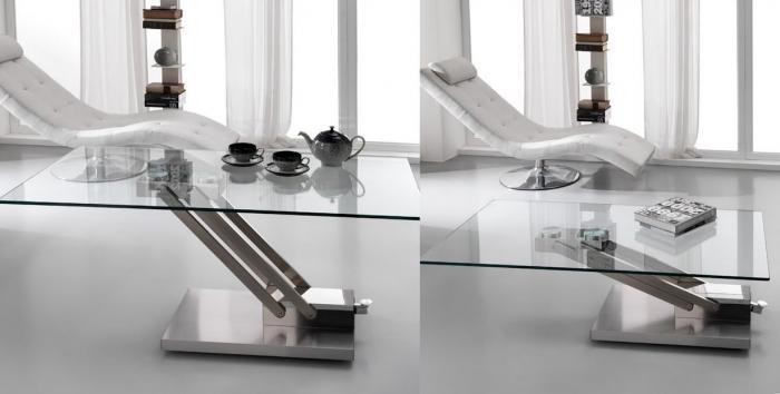 Стол-трансформер для кухни – фото 1