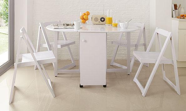Стол-трансформер для кухни – фото 2