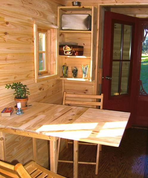 Стол-трансформер для кухни – фото 3