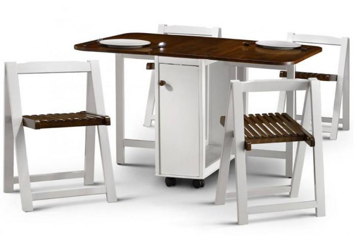 Стол-трансформер для кухни – фото 9
