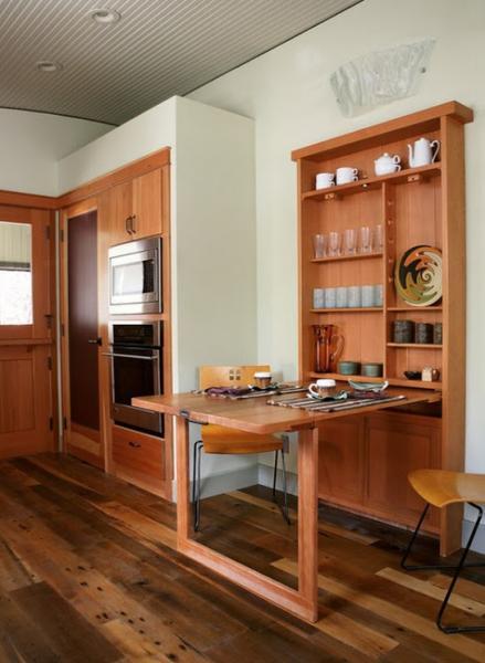 Стол-трансформер для кухни – фото 15