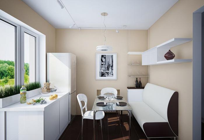 Кухонные столы – фото 3