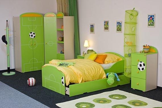 Тонкости создания детской комнаты для сна - фото 3