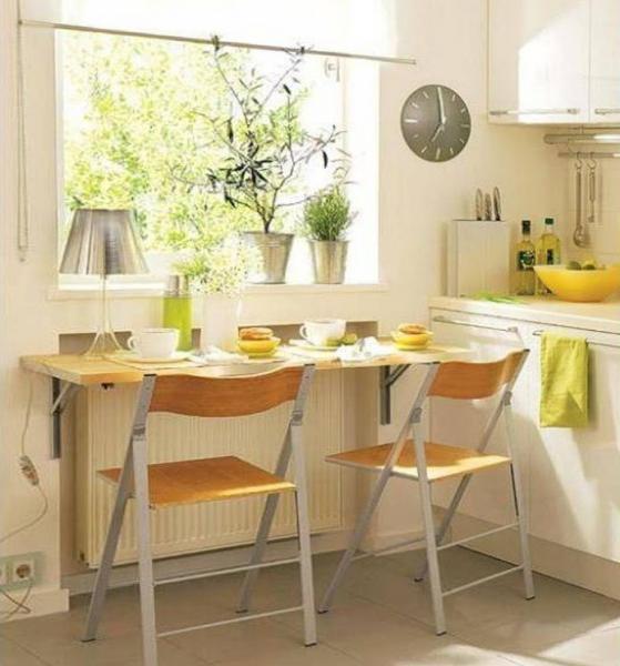 Пристенный стол – фото 1
