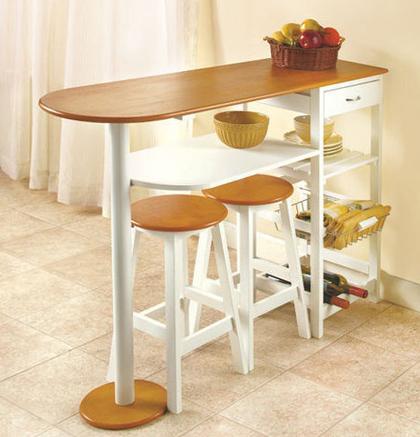 Пристенный стол – фото 3