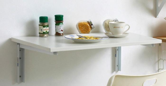 Пристенный стол – фото 4