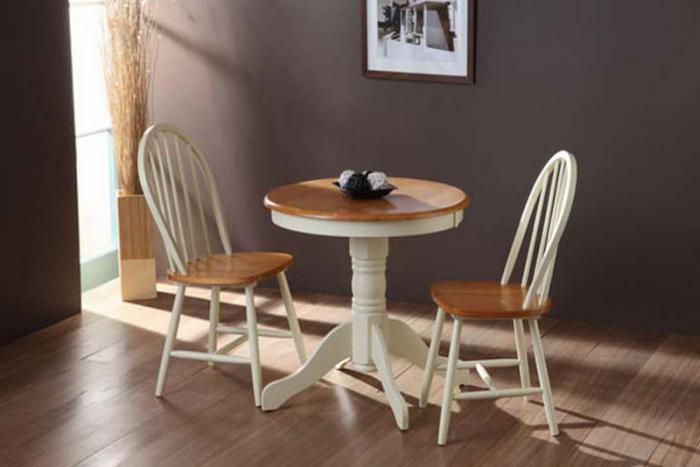 Кухонные столы для маленькой кухни – фото 8
