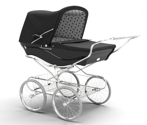 Классическая коляска - 6