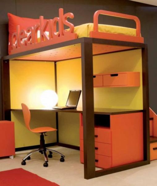 Спальня 12 кв.м - фото