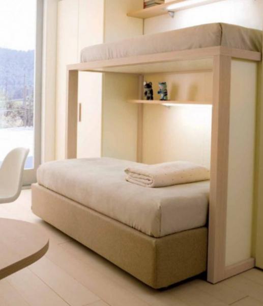 Спальня 12 кв.м - фото 1