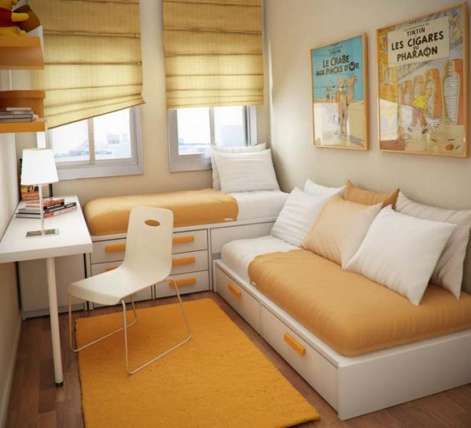 Спальня 11 кв.м
