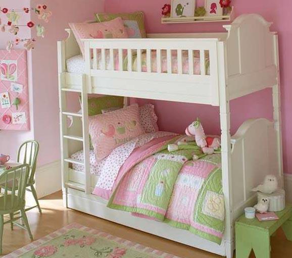 Комната для двух девочек - фото 1