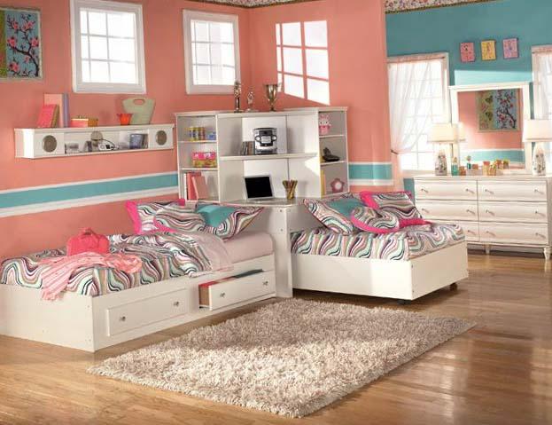 Комната для двух девочек - фото 2