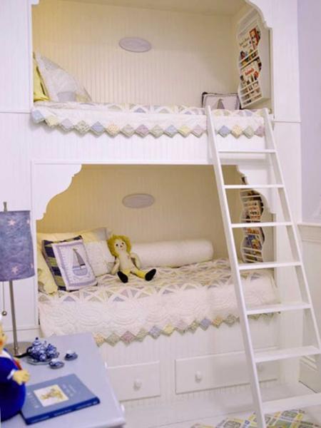 Комната для двух девочек - фото 3