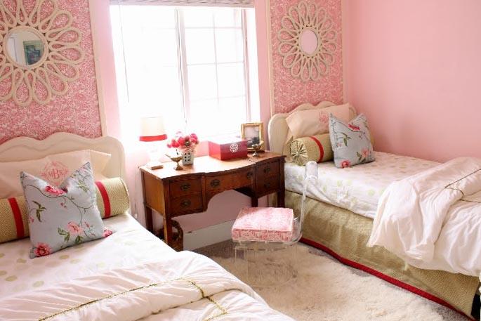 Комната для двух девочек - фото 4