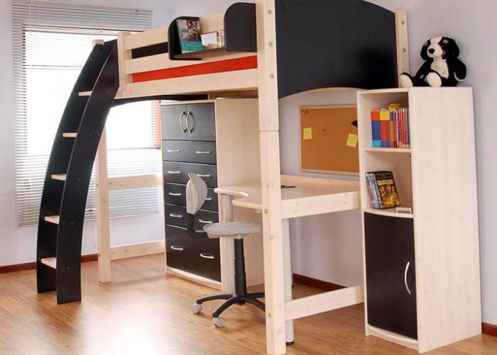 Фото комнаты для разнополых детей - 3