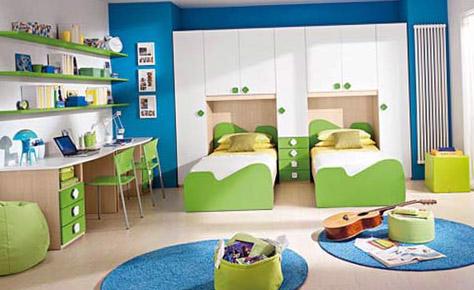 Планировка для комнаты 18 кв.м 4