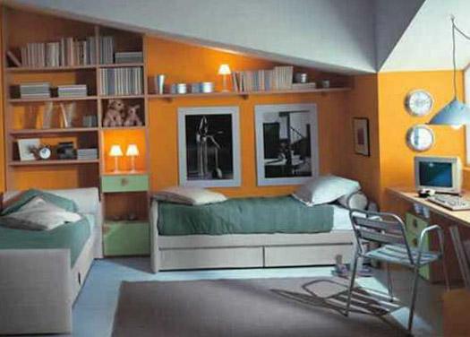Планировка для комнаты 18 кв.м 5