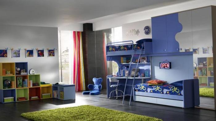 Фото комнаты для малышей 2