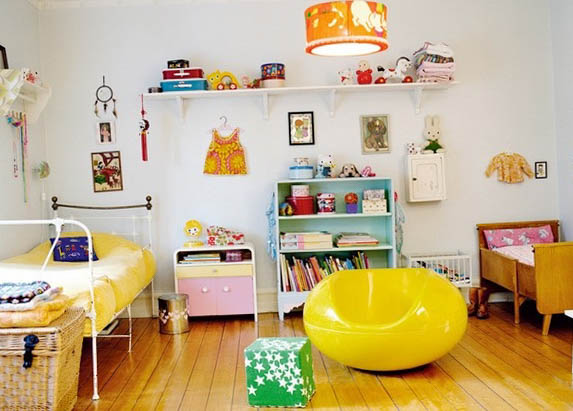 Фото комнаты для малышей